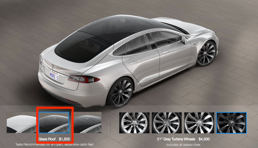 New Fiveseat Tesla Model X And Model S With Glass Roof TESLAFAN - All tesla models