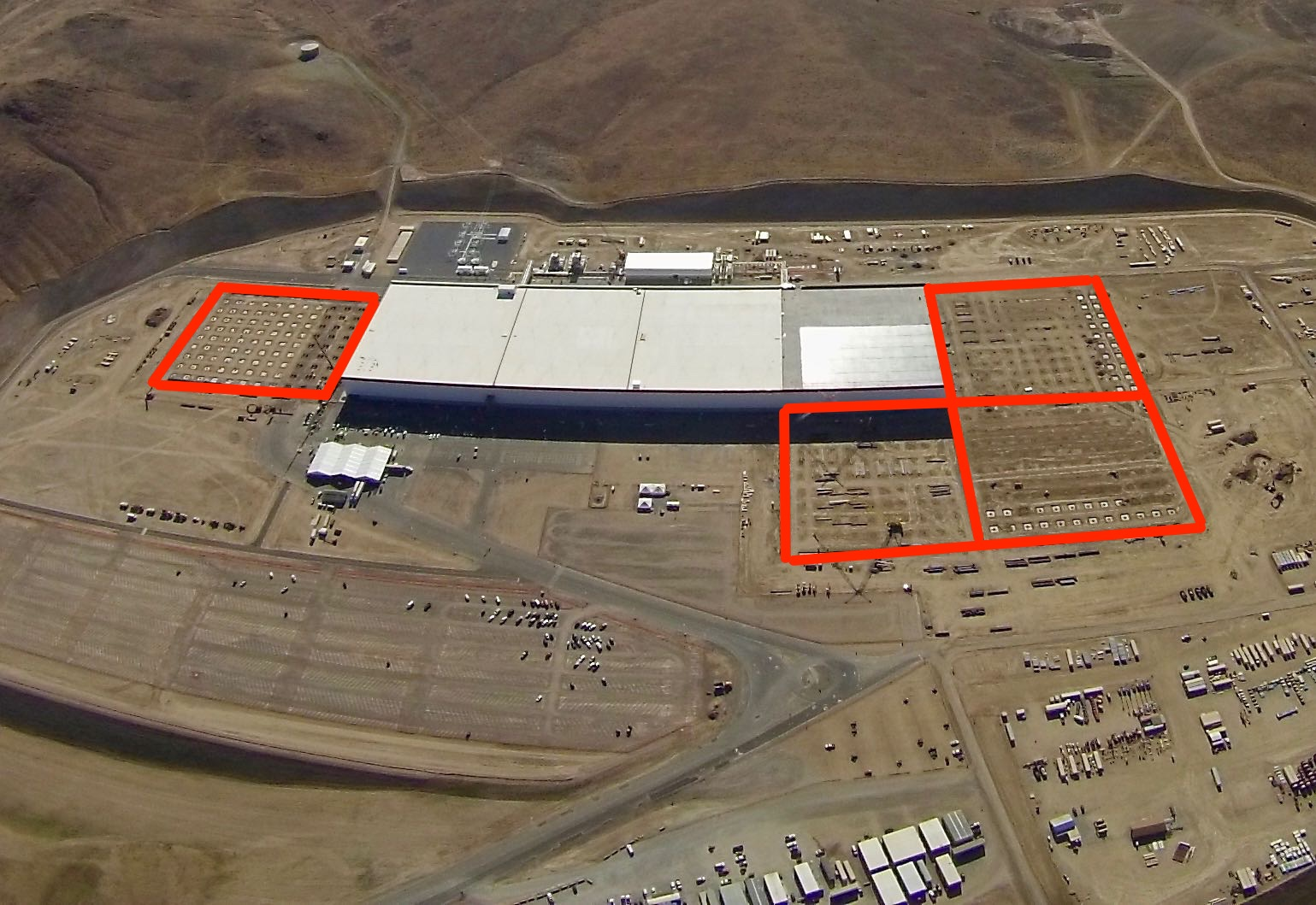 Tesla Is Getting Ready For Grand Opening Of Gigafactory