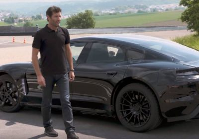 Video: Co si myslí Mark Webber o Porsche Mission E?