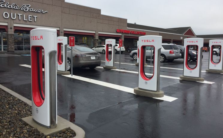 Tesla plans to double number of Superchargers