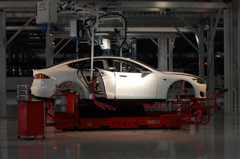 Tesla: Made in China